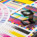 CMYK Eye Glass